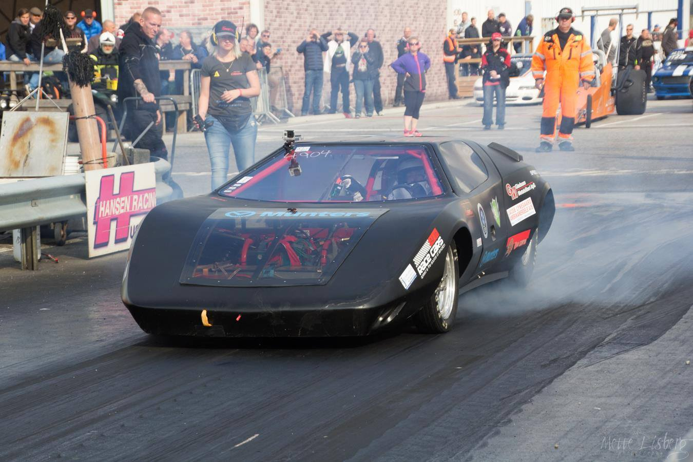 national electric drag racing association