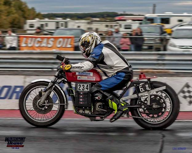 Here Is A Video Clip From True Cousins Team In Sweden And The Write Up To Follow This Sliver Bullitt Electric Drag Bike Has Officially
