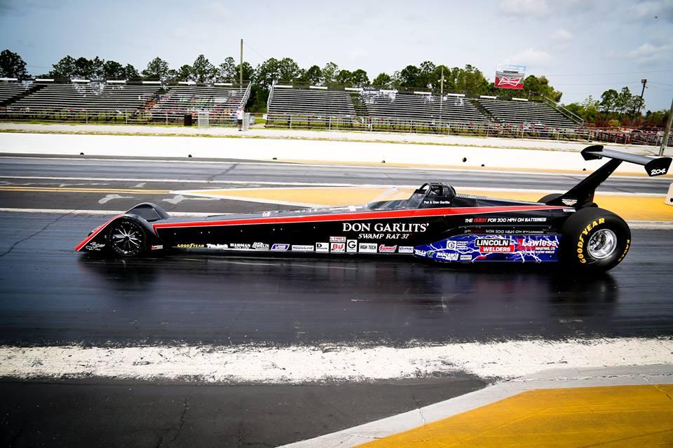 National Electric Drag Racing Association