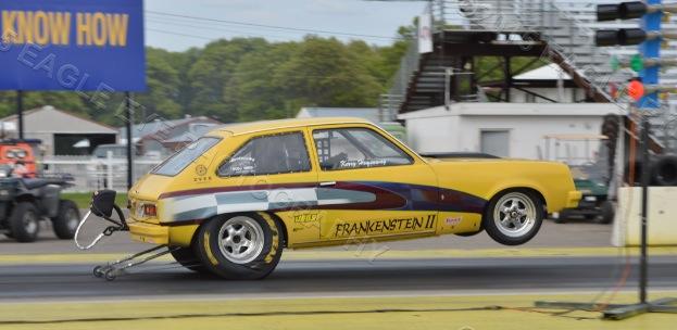 National Electric Drag Racing Association - Roger Hedlund