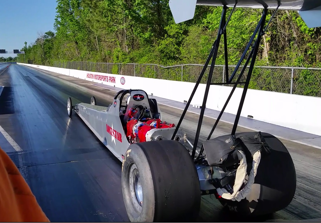 National Electric Drag Racing Association Roger Hedlund 175 Mph Club