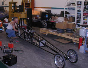 National Electric Drag Racing Association Media Information