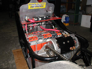 National Electric Drag Racing Association - Media Information