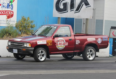 DSS Truck