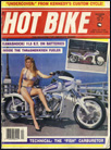 Hot Bike Cover