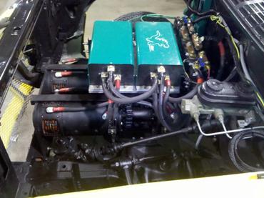 quad motor